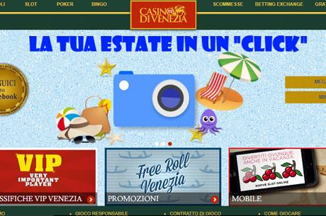 Arriva il Poker Mobile Del Gioco On Line Del Casinò di Venezia