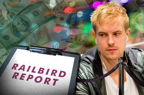 "Railbird Report: Viktor ""Isildur1"" Blom Wins $1.3 Million Over the Summer"
