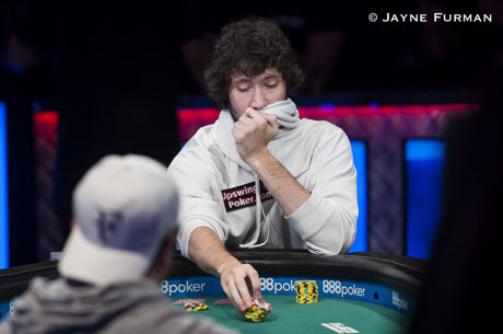Mesa Final das WSOP 2017: Call, Fold ou Raise? (Mão #75)