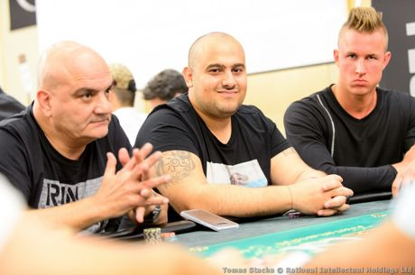 14 българи начело с Фахредин Мустафов продължават в Ден 2 на PSF Букурещ Main Event