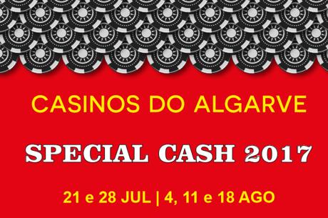 Special Cash Hoje às 21:00 no Casino de Vilamoura