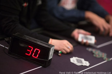 Editorial: Shot Clock is Great for WPT But Shouldn't Become Poker's Standard