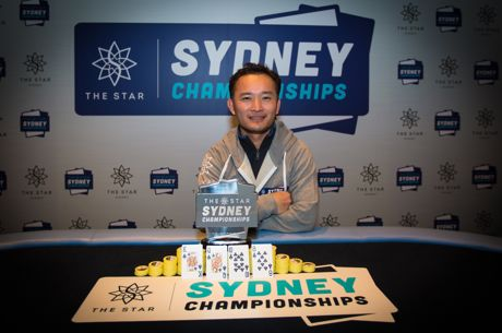 Tam Truong Dominates Pot Limit Omaha Final Table at Sydney Championships