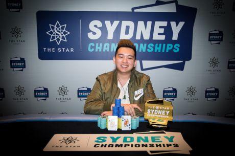 Henry Tran Wins Star Sydney Championships Main Event