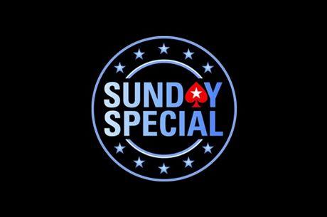 DaliaAllin e KeyzersozePT Dividem Prémio no Sunday Special €100 & Mais