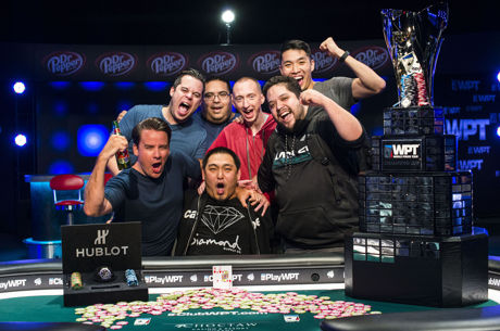 Jay Lee Emerges as Unlikely WPT Choctaw Champion