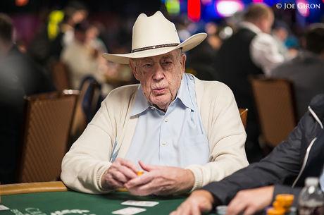 Doyle Brunson Regressa ao Poker After Dark