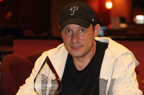 Joe Palma Takes Second Straight Parx 300 Title
