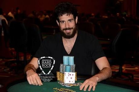 Nick Schulman Wins $50K Super High Roller at SHRPO