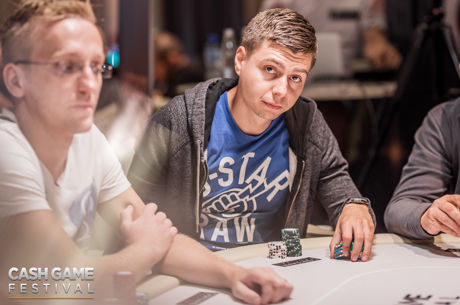 Georgiev, Simms Shine on Day 1 of the 2017 Cash Game Festival Bulgaria