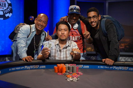 Sean Yu Captures Final Domestic WSOP Bracelet of 2017