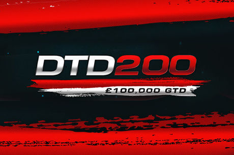 Turn £220 Into a Share of £100,000 Every Week in the DTD200