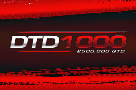 Introducing the £500,000 Guaranteed DTD 1000 Event