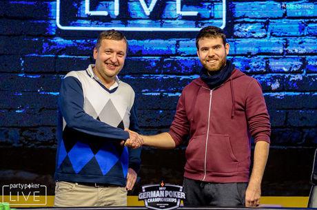Jack Sinclair verslaat Tony G in Super High Roller bij German Poker Championship