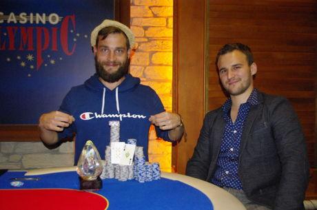 Povilas Jakutis - vasariškos pokerio serijos čempionas