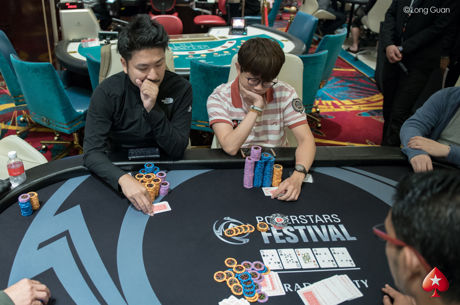 Top Five Hands from 2017 PokerStars Festival Korea