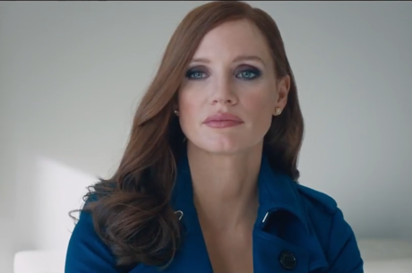 WATCH: 'Molly's Game' Trailer Drops Starring Jessica Chastain