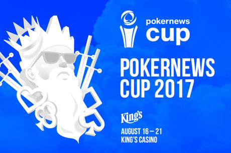 The 2017 PokerNews Cup Kicks is Underway!