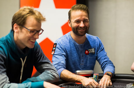 Negreanu und Kurganov am Final Table des Barcelona €50K Events