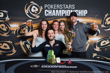 Igor Kurganov gewinnt das PokerStars Championship Barcelona €50k Super High Roller