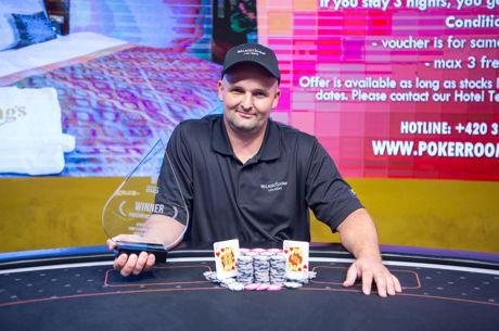 Holger Bansner besiegt Timur Caglan beim 2017 PokerNews Cup