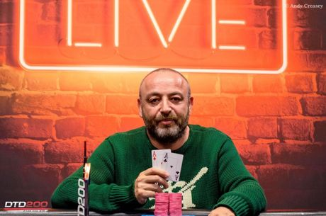 Paul Jackson Wins the Latest DTD 200 Event for £21,100