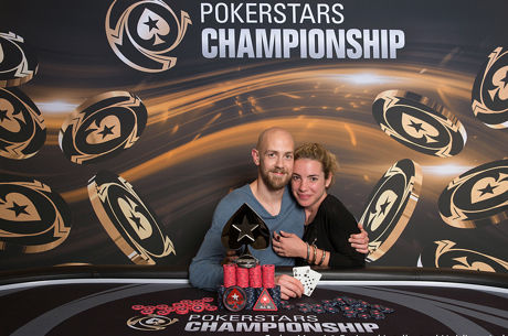 Stephen Chidwick holt das €25,500 Single Re-Entry in Barcelona