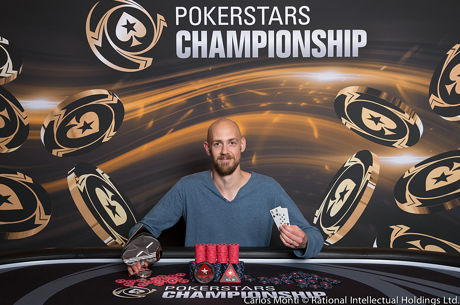 PSC Barcelona 25.500€ : Jackpot pour Stephen Chidwick (690.400€), Bryn Kenney runner-up