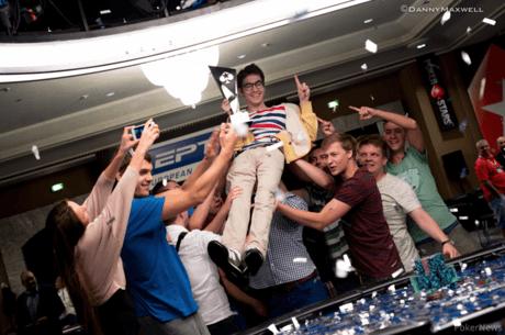 Una mirada al pasado: El día que Sebastian Malec ganó el EPT en Barcelona