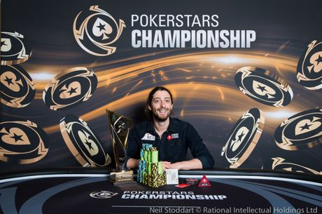 Igor Kurganov Wins PokerStars Championship Barcelona Super High Roller
