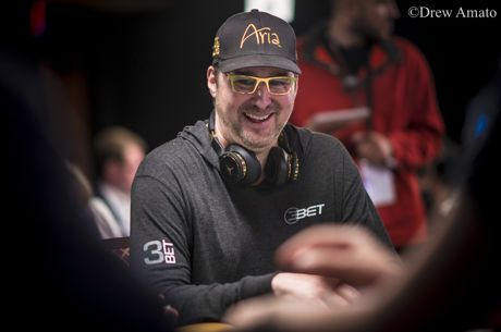 Phil Hellmuth Mounts Huge Comeback to Win PNIA King of the Hill Title
