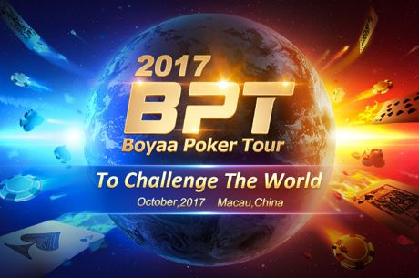 Qualify Online Now for the Boyaa Poker Tour Event in Macau!