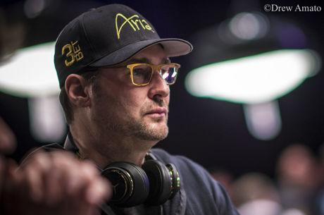 "Phil Hellmuth: ""I'm Beginning to Tackle the Poker Brat"""