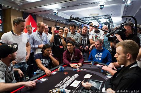 PokerStars Championship Main Event: Valentin Anghel si Florian Duta joaca in ziua 4