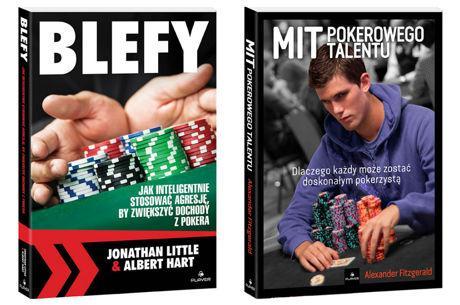 Pokerowe książki w specjalnych cenach dla Czytelników PokerNews