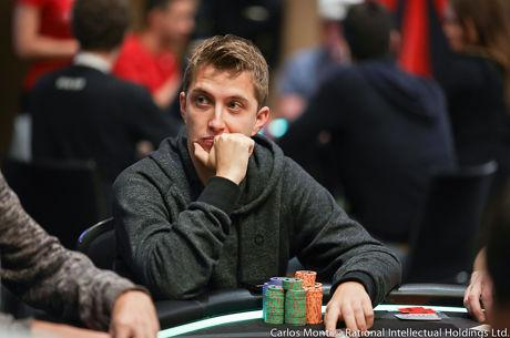 Kaiser Reigns After Day 2 of the €10K High Roller in Barcelona