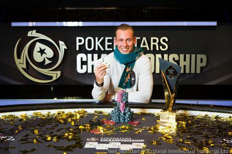 Sebastian Sorensson gana el Main Event del primer PokerStars Championship Barcelona