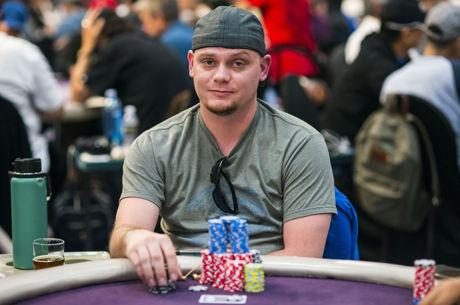 Cody Slaubaugh Bags Day 1 Overall Chip Lead at WPT Legends of Poker