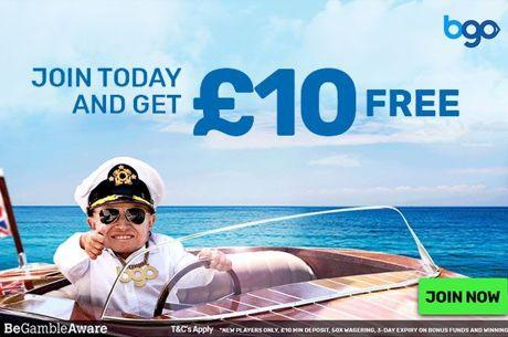 Get A Free £10 Casino Bonus + Four Times Your First Deposit Today!