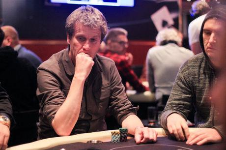 Dutch TV Host Alberto Stegeman Leads WSOPC Rotterdam High Roller