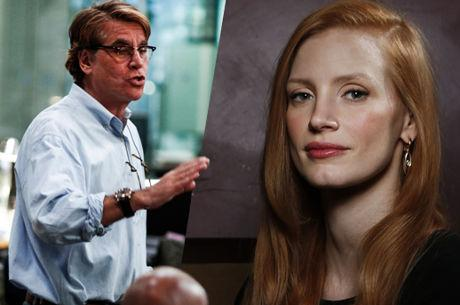 "Aaron Sorkin : ""Molly's Game n'est pas un film de poker"""
