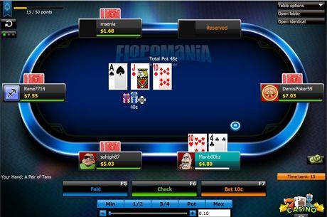 888poker Players Are Loving Flopomania