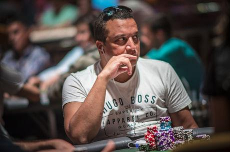 Omar Lakhdari Lidera Dia 1B do Main Event do WPTDeepStacks Portugal