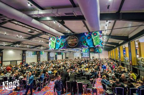 PokerStars Sunday Million Live: Turnierrekord im King's