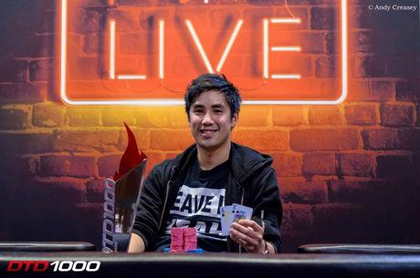 Tim Chung Takes Down the Inaugural DTD 1000
