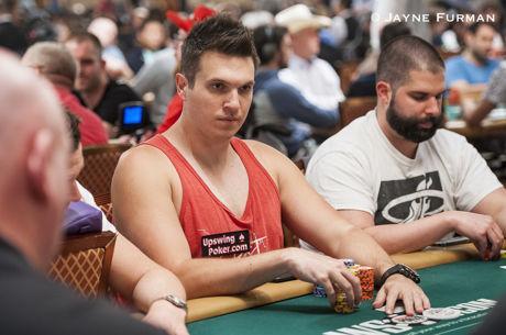 Amžiaus pokerio dvikova? Dougas Polkas pasiūlė Tomui Dwanui sužaisti dėl 5 milijonų...