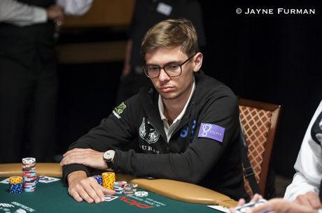 Fedor Holz Dokumentation bei der Poker Masters High Roller Series