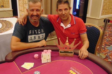 Σαραντόπουλος και Σκυριανός οι νικητές του bounty της...