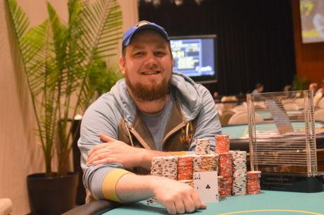 Marshall White Tops 3,570-Entry Borgata Poker Open Field for $330K