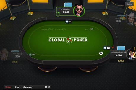 Global Poker to Host Charity Tournament for Hurricane Victims on Sunday